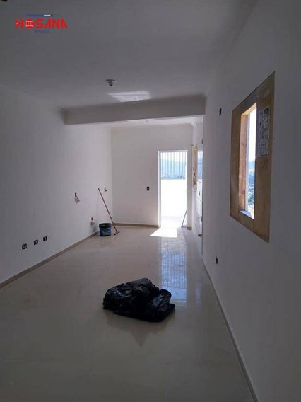 Casa Com 2 Dormitórios Para Alugar Por R$ 1.300/mês - Cresciúma - Caieiras/sp - Ca0729