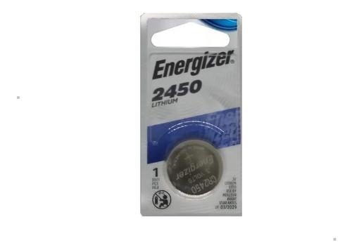 Pila Cr2450 Bateria X 6 Unidades Energizer