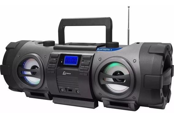 Som Portátil Boombox Lenoxx Bd 1500 Ou Bd 1501, Bluetooth