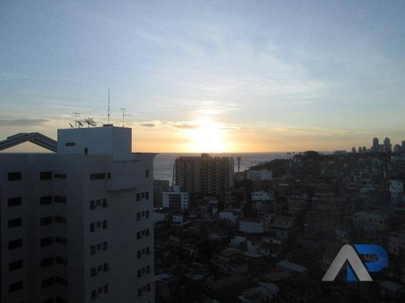 Apartamento À Venda, 143 M² Por R$ 370.000,00 - Rio Vermelho - Salvador/ba - Ap0054