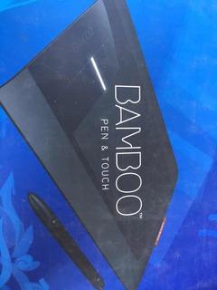 Tableta Digitalizadora Bamboo Pen Touch En Caja Original