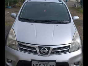 Nissan Grand Livina 1.8 Flex 5p 2010