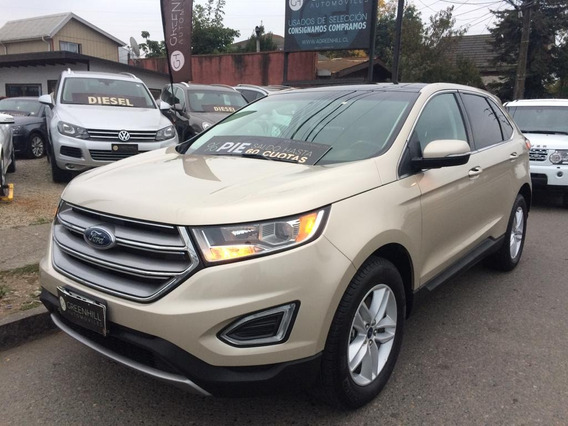 2017 Ford Edge 3.5 Auto Sel 4wd