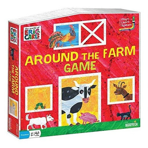 El Mundo De Eric Carle Juego Around The Farm