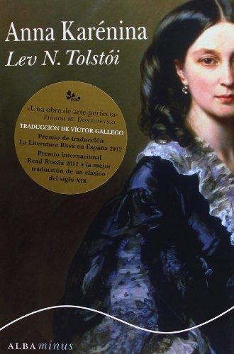 Anna Karenina, Lev Tolstói, Ed. Alba