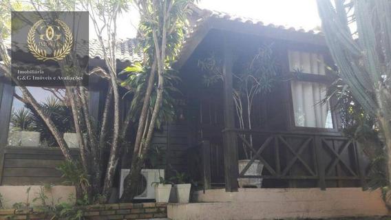 Casa Com 2 Dormitórios À Venda, 195 M² Por R$ 475.000 - Ca0354