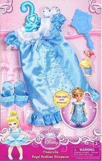 Princesa De Disney My First Cinderella Doll Royal Bedtime Sl