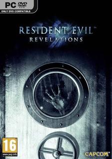 Resident Evil Revelation Pc Original Caja Dvd