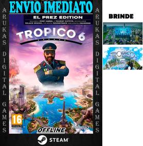 Off- Tropico 6 El Prez Edition Pc Original Steam