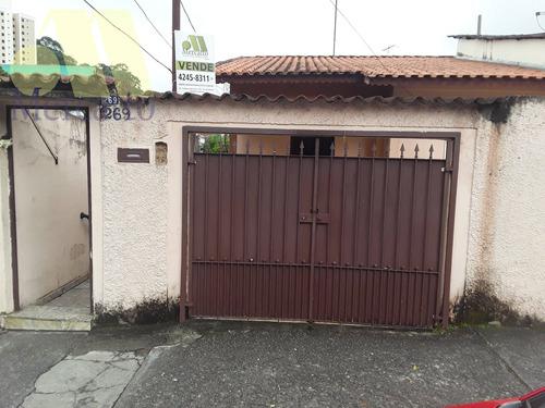 Casa Comercial Em Jardim Maria Rosa  -  Taboão Da Serra - 3387