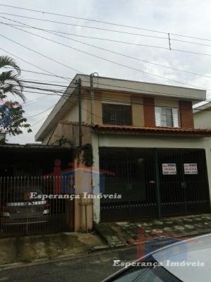 Imagem 1 de 15 de Ref.: 7645 - Sobrados Em São Paulo Para Venda - V7645