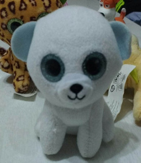 Mascota Teenie Beanie Boos Mc Donalds 2017 Oso Polar
