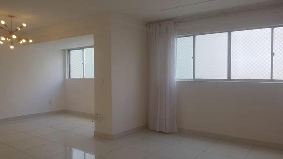 Apartamento Em Espinheiro, Recife/pe De 140m² 4 Quartos Para Locação R$ 2.600,00/mes - Ap477883