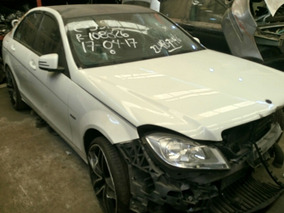 Mercedes Benz 2012 C 180 Cgi Por Partes