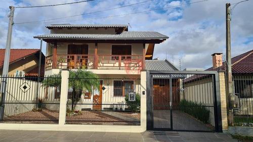 Imagem 1 de 10 de Sobrado Com 3 Dormitórios À Venda, 350 M² Por R$ 1.300.000,00 - Vale Do Sol - Cachoeirinha/rs - So0464