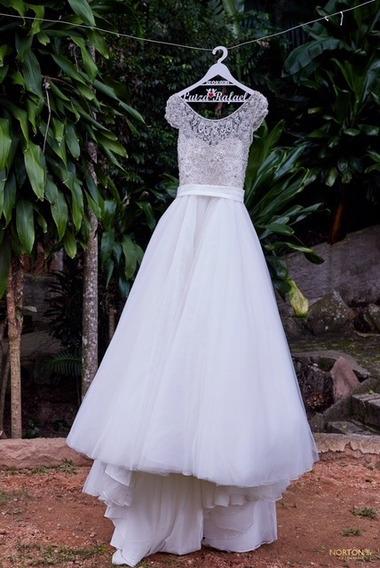 Vestido De Noiva Estilo Princessa Allure Bridal