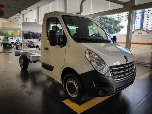 Renault Master Chassi-cabine L2h1 2.3 Dci Diesel 0km2022