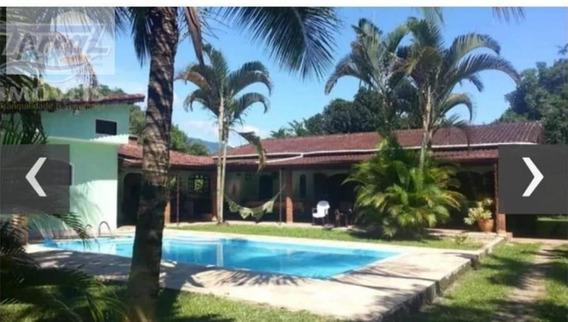 Chácara Para Venda Em Itariri, Ana Dias, 5 Dormitórios, 4 Banheiros, 10 Vagas - In039it