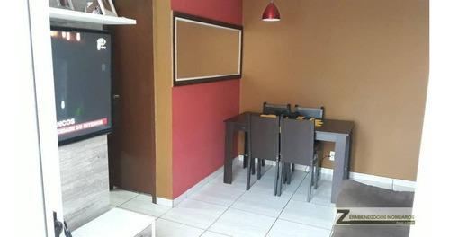 Imagem 1 de 19 de Apartamento À Venda, 57 M² Por R$ 270.000,00 - Cocaia - Guarulhos/sp - Ap0359