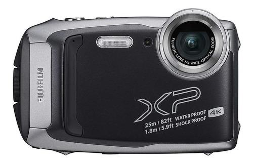 Imagen 1 de 2 de Fujifilm FinePix XP140 compacta color  dark silver