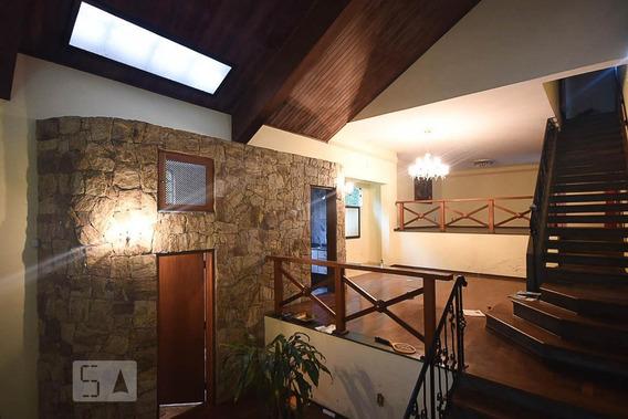 Casa Para Aluguel - Morumbi, 4 Quartos, 400 - 893075014
