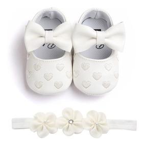 c0397ca13 Zapatos De Bautizo Para Niñas - Ropa y Accesorios en Mercado Libre ...