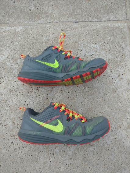Zapatillas Nike Mujer Dual Fusion Talle 37-38