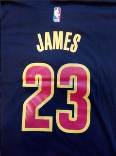 Lebron James Cleveland Cavaliers adidas Remera Lakers