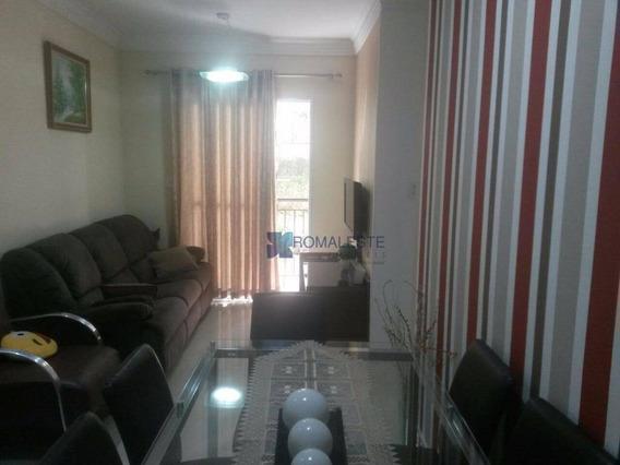 Maravilhoso Apartamento Vila Industrial - Ap0193