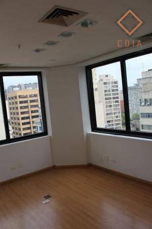 Conjunto À Venda, 130 M² Por R$ 940.000,00 - Bela Vista - São Paulo/sp - Cj20451