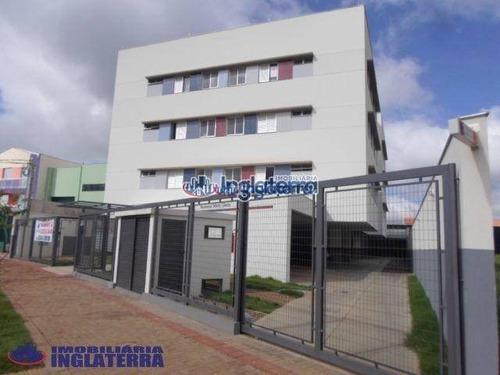 Imagem 1 de 14 de Apartamento Para Alugar, 38 M² Por R$ 750,00/mês - Jardim Piza - Londrina/pr - Ap0458
