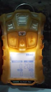 Detectores De Gases Seminuevos Marcas ,msa Y Drager