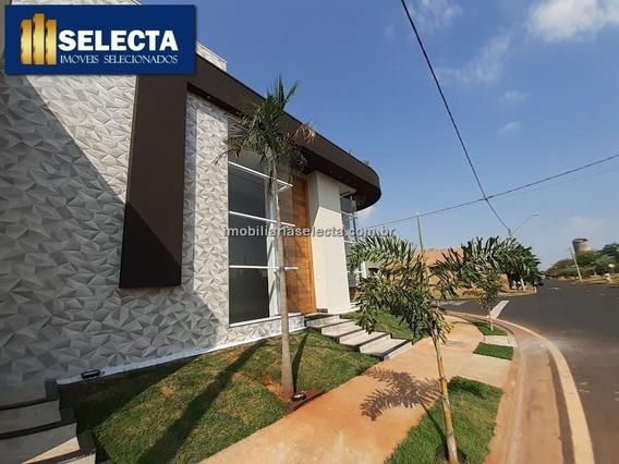 Casa De Condomínio 3 Quartos Para Venda No Condomínio Village Damha Rio Preto Iii Em São José Do Rio Preto - Sp - Ccd31043