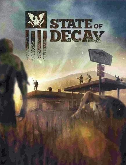 State Of Decay Pc - Steam Key (envio Já)