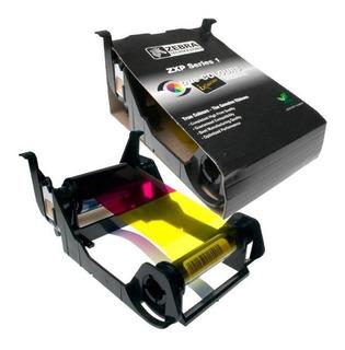 Ribbon Zebra Color Zxp1 Ymcko 100 Imagenes