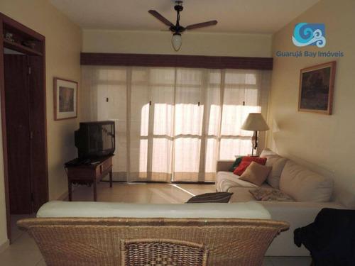 Imagem 1 de 14 de Apartamento A Venda Praia Das Pitangueiras - Guarujá - Ap4645