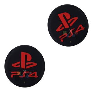 Playstation 4 Par De Grips Botones Control - Analogos