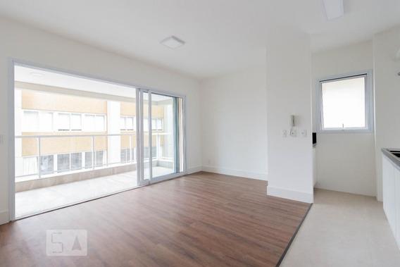 Apartamento No 5º Andar Com 1 Dormitório E 1 Garagem - Id: 892948043 - 248043