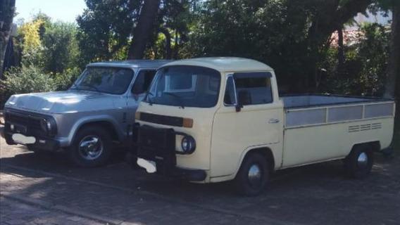 Chevrolet Chevrolet D10 Kombi