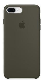 Forro Apple De Silicon iPhone 7/8 Plus