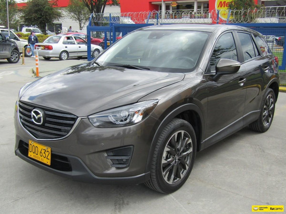 Mazda Cx-5 Grand Touring Lx 4x4 At 2.5