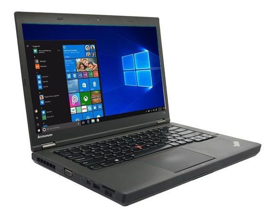 Notebook Lenovo T440p Intel Core I5 8gb Hd 1tb Wifi