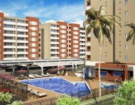 Apartamento Sur Cali*lagos De La Bocha*94 Mt2 2 Parqueaderos