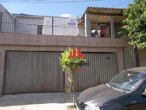Imagem 1 de 15 de Casa Com 3 Dormitórios À Venda, 120 M² Por R$ 240.000,00 - Jardim Europa I - Santa Bárbara D'oeste/sp - Ca2045
