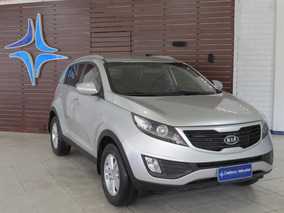 Kia Sportage 2.0 Lx 4x2 16v Gasolina 4p Automático
