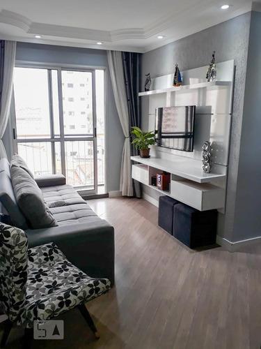 Apartamento À Venda - Cidade Patriarca, 3 Quartos,  60 - S893132283