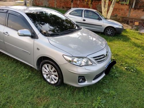 Imagem 1 de 7 de Toyota Corolla 2013 2.0 16v Altis Flex Aut. 4p