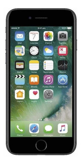 iPhone 7 Preto Mate Usado