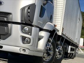 Ford Cargo 2429 8x2 2015 Cargo Conect