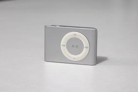 iPod Shuffle 2 Geração Prata - 1gb